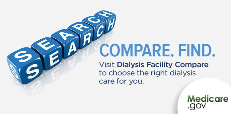 Dialysis Facility Compare Banner Image 2